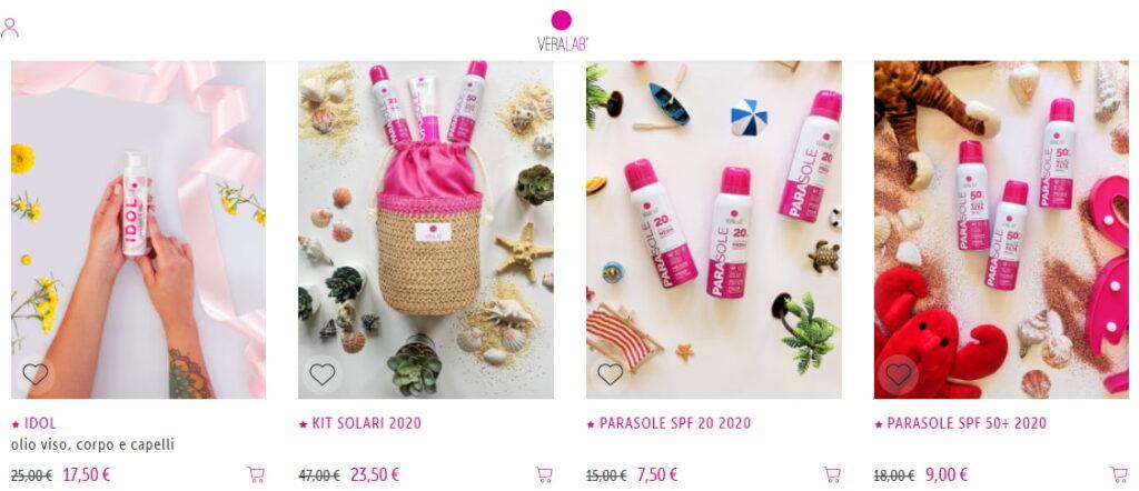 come creare linea cosmetici personalizzata